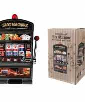 Slot machine spaarpot